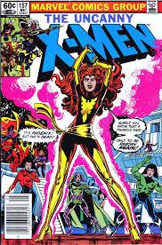 uncanny uncanny x men vol 1 comic dark phoenix and marvel