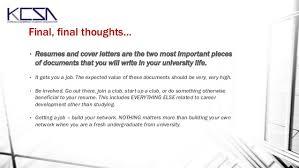 resume and cover letter workshop october 2013