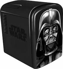 black friday mini fridge star wars 6 can mini fridge cooler styles may vary slickdeals net