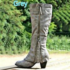 womens boots uk size 10 teva delavina low mosaic grey leather womens boots size us 10 uk 8