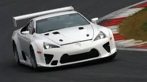 lexus lfa gt rumormill lexus to build gt racing version of lfa gt1 or gt2