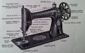 cleaning my singer sewing machine thestitchsharer
