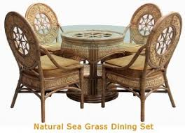 indoor wicker dining table indoor rattan wicker dining room furniture sets