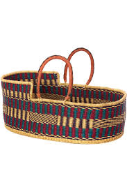 Baby Baskets African Moses Baby Basket Fair Trade Laundry Shoppe