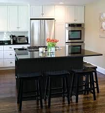black kitchen island black modern kitchen island with granite top finish