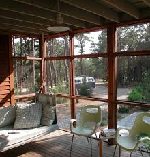 Enclosed Patio Design Exterior Breathtaking Glass Enclosed Patio Design With Hanging