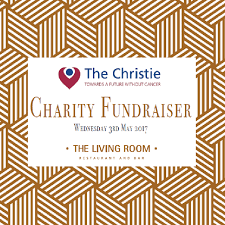 the christie charity fundraiser tickets the living room
