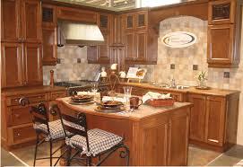 decoration cuisine ancienne cuisine l ancienne creation duune cuisine maonne petit carrelage