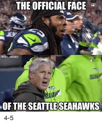 Seahawks Meme - the official face memes of the seattle seahawks 4 5 meme on me me