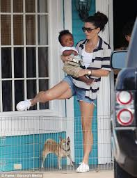 sandra bullock son sandra bullock and her unsmiling adopted son 24 pics picture 18