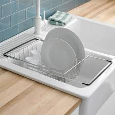 over the sink dish drying rack kitchen sink dish holder sink ideas