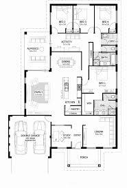split plan house cheap floor plans for homes open floor plan colonial homes