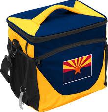 Arizona Flag For Sale Logo State Of Arizona Flag 24 Can Cooler Bag U0027s Sporting Goods