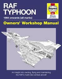 raf typhoon manual haynes publishing