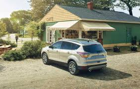 ford crossover escape 2017 ford escape 4 things you need to know about the refreshed