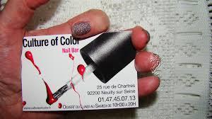 nail bar culture of color pour nous les u0027s
