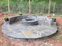 Firepit Stones Pit Patio Stones Design And Ideas