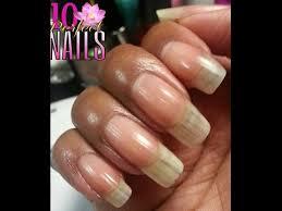 nail ridges treat them w this moisturizing soak youtube