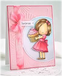 Sweet Birthday Cards Cupcake Birthday Thinking Inking