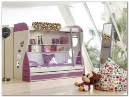 Girls Bed With Desk by Bunk Bed With Desk Underneath Bunk Bed With Desk Underneath For