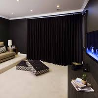 Curtains For Home Ideas Home Theatre Curtains I That Won T Bust The Bank I Cinema Room
