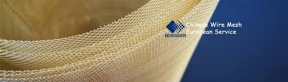 copper wire mesh screen system woven expanded