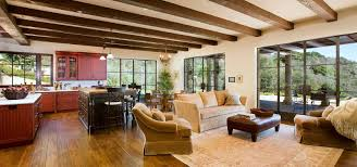 Tuscan Style Flooring by Tuscan Hillside Estate Allen Construction