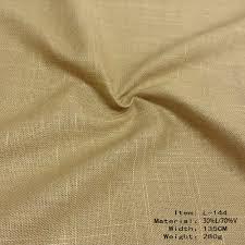 30 linen 70 viscose garment and shirt linen fabric bedding linen