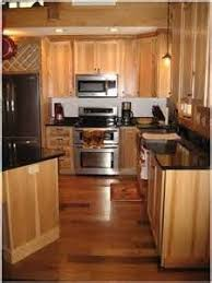Hickory Wood Kitchen Cabinets American Classics Hampton Natural Hickory Kitchen Cabinets