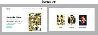 favorite shopify website themes for art artists u0026 visual products