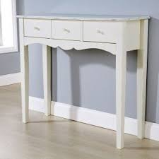 Shabby Chic Console Table Shabby Chic Console Table Visualizeus
