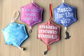 diy quote disney ornaments undercover tourist