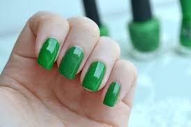 imogen u0027s typewriter nail polish dupes kiko grass green opi