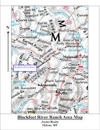 Montana Counties Map by 20 Acres In Powell County Montana