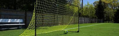Best Soccer Goals For Backyard Amazon Com Franklin Sports Premier Black Folding Steel Soccer