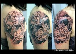 flower japanese tattoo by nautilus tattoo gallery