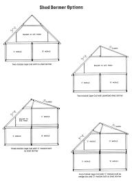 Cost Of Dormer Window Factory And On Site Dormer Options For Modular Homes