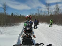 snow tours ontario federation of snowmobile clubs