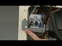 ge refrigerator leaking how to repair ge fridge wr57x10032 youtube