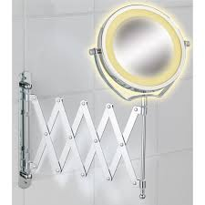 Miroir Pivotant Salle De Bain by Miroir Grossissant Mural à Led Brolo 3656380500 Achat Vente