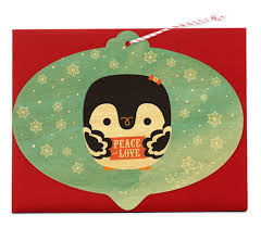 wood ornament cards from owl paper goods paper crave