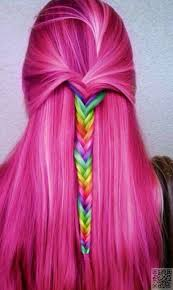 Colorful Hair Dye Ideas 193 Best Hair Images On Pinterest Hairstyles Colorful Hair And