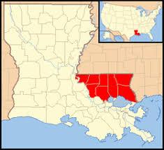 louisiana florida map florida parishes
