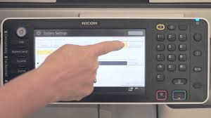 ricoh customer support how to add address book entries youtube