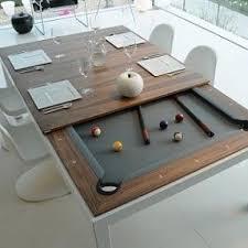Best  Dining Room Pool Table Ideas On Pinterest Pool Tables - Pool table disguised dining room table