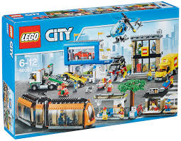 lego 60097 city town city square building toy amazon co uk toys