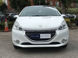 2nd hand peugeot used peugeot 208 hatchback 1 2 vti style 5dr vu14dhy robins and day