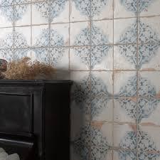 Ottoman Tiles Ottoman Blue Vintage Tiles Porcelain Superstore
