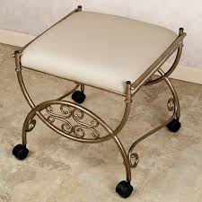 Vanity Chair Stool Vanity Chair For Bathroom Modern Chairs Quality Interior 2017
