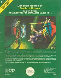 Tomb Of Horrors Map The Worst Adventure Of All Times U2013 John Wick Presents
